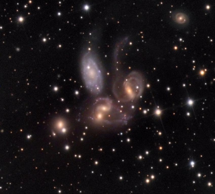 Stephan's Quintet RC LRGB